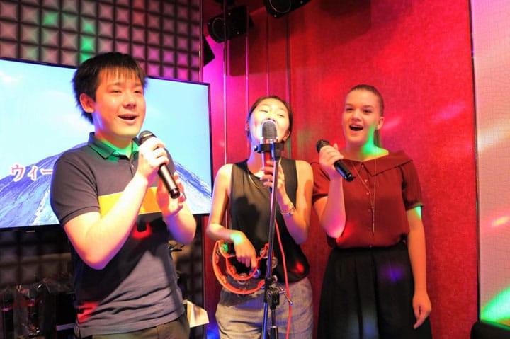 Karaoke university Society