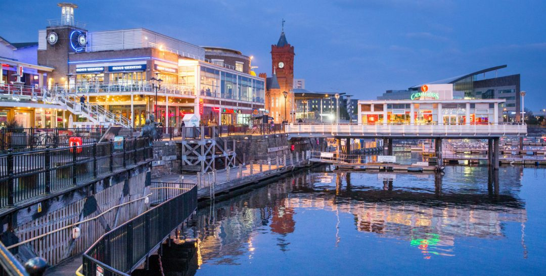 rent costs for students in Cardiff