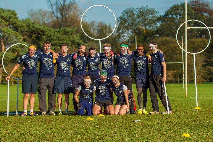 The Quidditch Club – Oxford University
