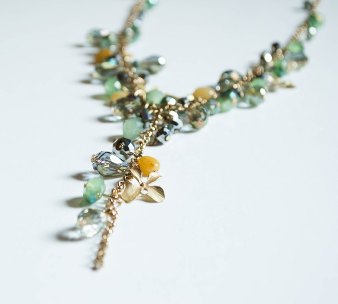 Necklace summer