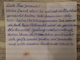 Brief Winkler-Schule