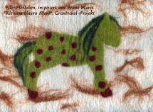 Pferd Johanna