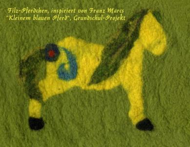 Pferd Mireille