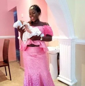 Woman Welcomes Baby Girl A Year After Speaking It Into Existence.