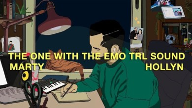Marty, Hollyn - The One With The Emo TRL Sound