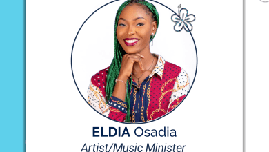 AMA Records Announces Signs Her First Artiste, Eldia