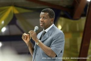 Pastor Adeboye Recounts How God Helped Him And His Poor Uncle To Feed In 1956