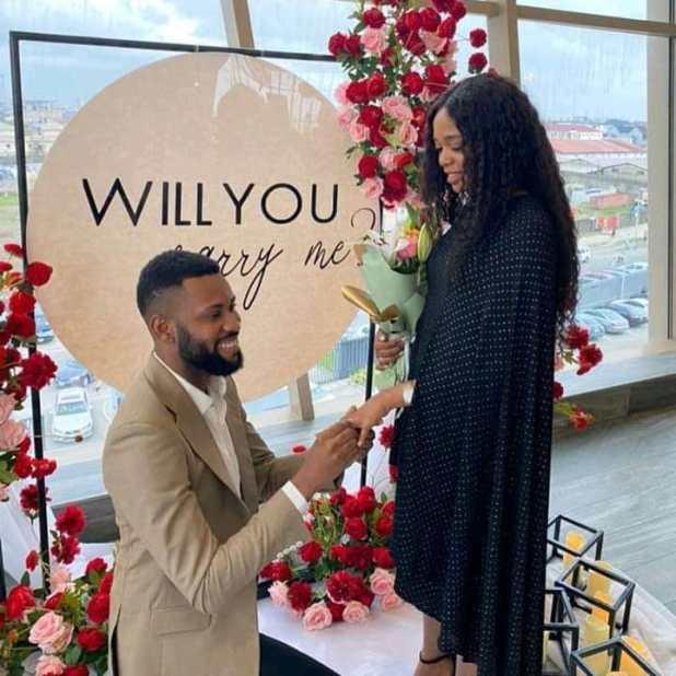 AfroGospel Artist Limoblaze Is Engaged