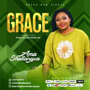 Grace by Ama Shallangwa