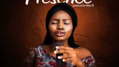 Your Presence by Amarachi Grace Offurum