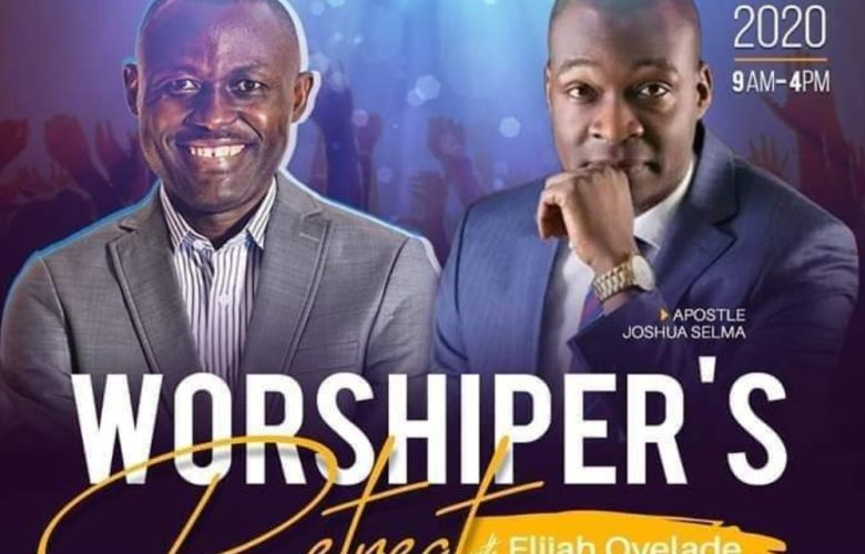 Download Apostle Joshua Selman message at the Worshipper's Retreat