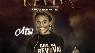 God of Revival by Atsi