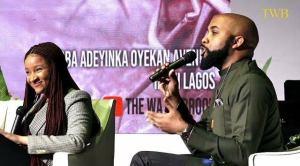 Banky & Adesuwa Etomi Welingnton Shares Testimony Of Their Journey And Wait Before The Birth of Baby Zaiah.