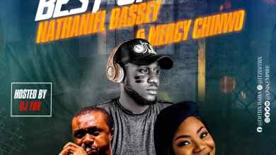 Best of Nathaniel Bassey & Mercy Chinwo mixtape hosted by Djtbx