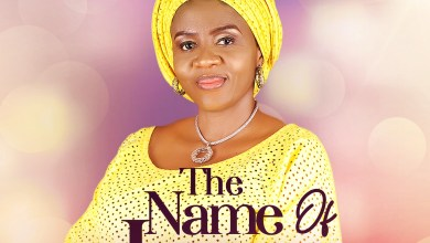 The Name of Jesus by Blessing Shaibu