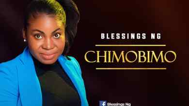 Chimobimo by Blessings Ng