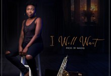 I Will Wait by Bukky November