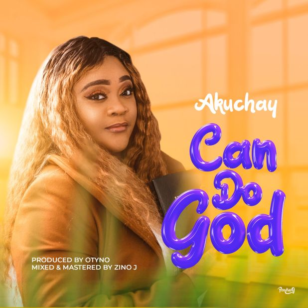 Can Do God by Akuchay