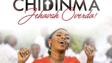 Jehovah Overdo by Chidinma