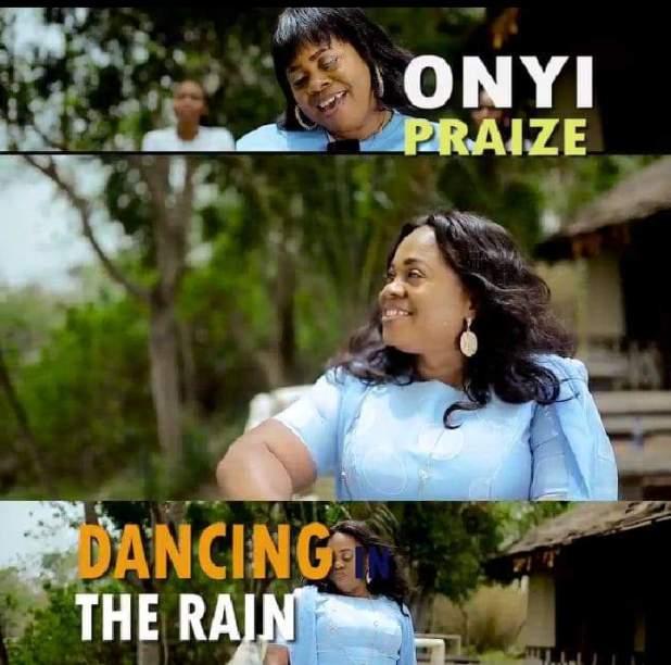 Dancing In The Rain by Onyi Praize