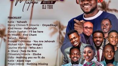 Yahweh Mixtape by DJTbx