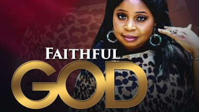 Faithful God by Daisy Mtom