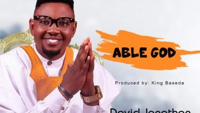 Able God by David Jonathan