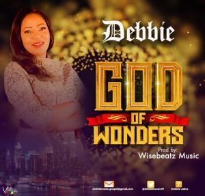 God of wonders by Debbie