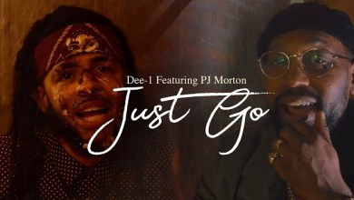 Just Go by Dee 1 and PJ Morton