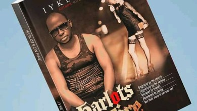 Evangelist Iyke Oriaku Bashed for wearing designer and using prostitute picture on book cover