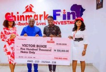 Gospel Music Minister Victor Bukie Becomes Gospel Brand Ambassador For Chinmark Groups & Receives 500k Support From The CEO