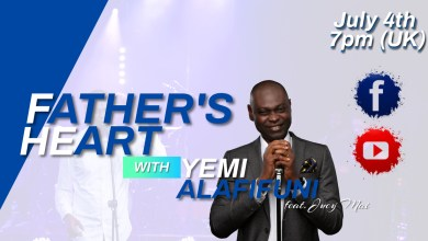 Father's Heart Online Concert with Yemi Alafifuni
