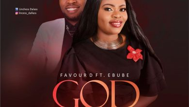 God Alone by Favour D and Ebube