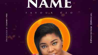 Your Name by Favour Uzo
