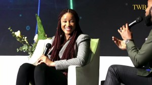 Banky & Adesuwa Etomi Welingnton Shares Testimony Of Their Journey And Wait Before The Birth of Baby Zaiah In The Message Final Say Faith