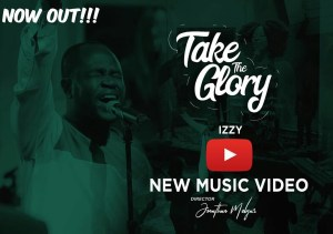 Watch Take The Glory by Izzy official video