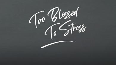 """Jesse10s Announces 2nd Studio Album """"TOO BLESSED TO STRESS"""""""