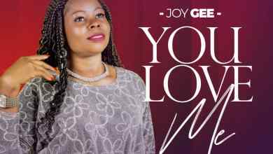 You Love Me by Joy Gee