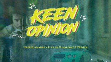 Keen Opinion by Keen Kingz (Winter Amadin, G-CLAN ,Samjamz and Protek Illasheva)