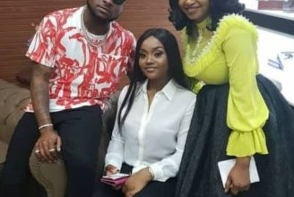 Lady in the controversial promotion video for COZA with Davido tenders her apology