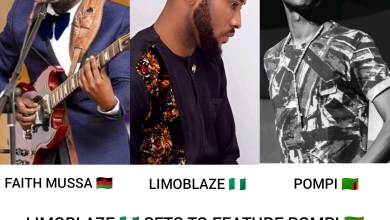 Limoblaze Sets To Feature Pompi From Zambia & Faith Mussa From Malawi