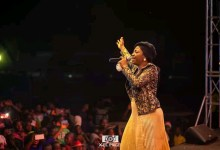 Mercy Chinwo live in concert and album release