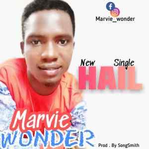 Hail by Marvie Wonder