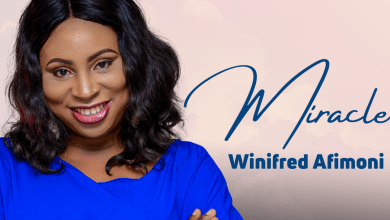 Miracle by Winifred Afimoni