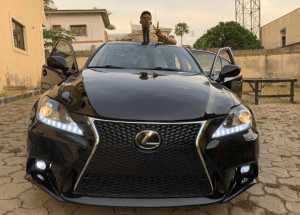 """Moses Bliss Gets A New Car & Prepares For New SingleMoses Bliss Gets A New Car & Prepares For New Single """"And I May Bless You"""