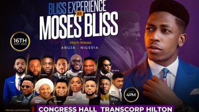 """Moses Bliss Preps For First Major Concert """"The Bliss Experience"""""""