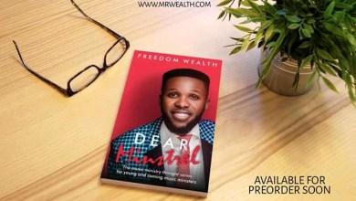 Mr Wealth Announce New Book Dear Ministrel