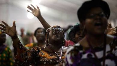 Nigerians Pray Aggressively For No Reason - Ezekiel Azonwu
