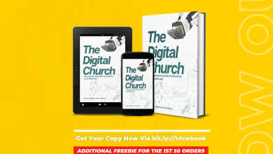 Prince Oluwatosin Unveils The Journey to Digital Excellence for Churches in The Digital Church Book