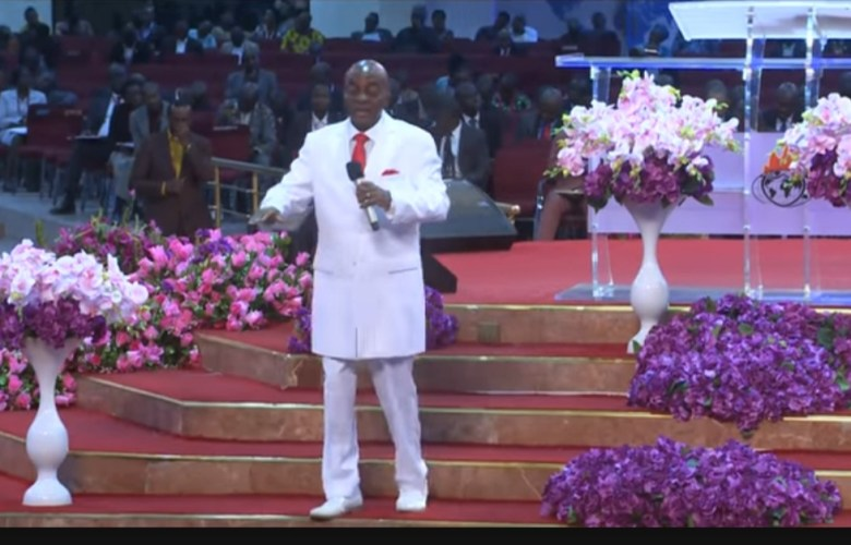 One Night With The King by Dr David Oyedepo